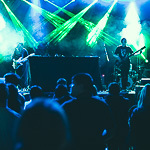 Концерт группы Blue Foundation в Екатеринбурге, фото 1