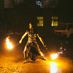 Световой фестиваль «Не темно» в Екатеринбурге, фото 23