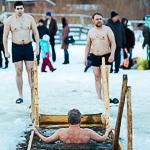 Крещенские купания в Екатеринбурге, фото 3