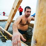 Крещенские купания в Екатеринбурге, фото 12