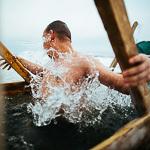 Крещенские купания в Екатеринбурге, фото 17