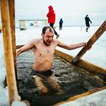Крещенские купания в Екатеринбурге, фото 23