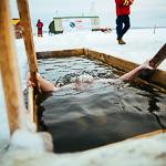 Крещенские купания в Екатеринбурге, фото 26