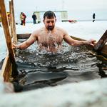 Крещенские купания в Екатеринбурге, фото 29