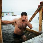 Крещенские купания в Екатеринбурге, фото 30