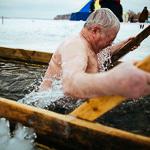 Крещенские купания в Екатеринбурге, фото 31