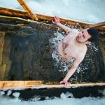 Крещенские купания в Екатеринбурге, фото 38