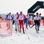 Массовая лыжная гонка «Лыжня России 2015» в Екатеринбурге, фото 4