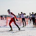 Массовая лыжная гонка «Лыжня России 2015» в Екатеринбурге, фото 8