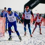 Массовая лыжная гонка «Лыжня России 2015» в Екатеринбурге, фото 14