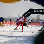 Массовая лыжная гонка «Лыжня России 2015» в Екатеринбурге, фото 15