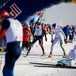 Массовая лыжная гонка «Лыжня России 2015» в Екатеринбурге, фото 18