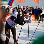 Массовая лыжная гонка «Лыжня России 2015» в Екатеринбурге, фото 19