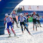 Массовая лыжная гонка «Лыжня России 2015» в Екатеринбурге, фото 31