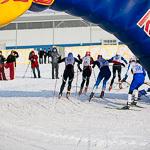 Массовая лыжная гонка «Лыжня России 2015» в Екатеринбурге, фото 33