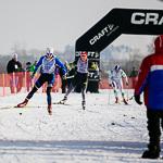 Массовая лыжная гонка «Лыжня России 2015» в Екатеринбурге, фото 40