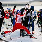 Массовая лыжная гонка «Лыжня России 2015» в Екатеринбурге, фото 53