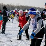 Массовая лыжная гонка «Лыжня России 2015» в Екатеринбурге, фото 59