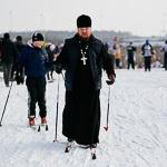 Массовая лыжная гонка «Лыжня России 2015» в Екатеринбурге, фото 67