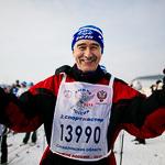 Массовая лыжная гонка «Лыжня России 2015» в Екатеринбурге, фото 68