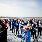 Массовая лыжная гонка «Лыжня России 2015» в Екатеринбурге, фото 70