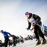 Массовая лыжная гонка «Лыжня России 2015» в Екатеринбурге, фото 74