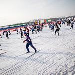 Массовая лыжная гонка «Лыжня России 2015» в Екатеринбурге, фото 75