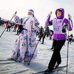 Массовая лыжная гонка «Лыжня России 2015» в Екатеринбурге, фото 76