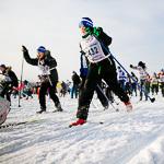 Массовая лыжная гонка «Лыжня России 2015» в Екатеринбурге, фото 78