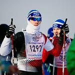 Массовая лыжная гонка «Лыжня России 2015» в Екатеринбурге, фото 81
