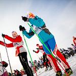 Массовая лыжная гонка «Лыжня России 2015» в Екатеринбурге, фото 82