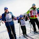 Массовая лыжная гонка «Лыжня России 2015» в Екатеринбурге, фото 85
