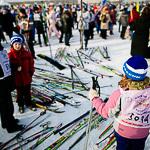 Массовая лыжная гонка «Лыжня России 2015» в Екатеринбурге, фото 88