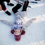 Массовая лыжная гонка «Лыжня России 2015» в Екатеринбурге, фото 90