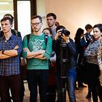 Открытие выставки Леонида Тишкова в Екатеринбурге, фото 9