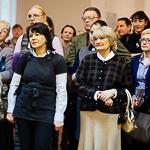 Открытие выставки Леонида Тишкова в Екатеринбурге, фото 11