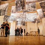 Открытие выставки Леонида Тишкова в Екатеринбурге, фото 18