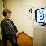 Открытие выставки Леонида Тишкова в Екатеринбурге, фото 23