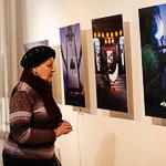 Открытие выставки Леонида Тишкова в Екатеринбурге, фото 27