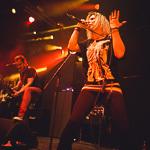 Концерт группы Black Veil Brides в Екатеринбурге, фото 9