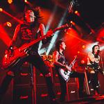 Концерт группы Black Veil Brides в Екатеринбурге, фото 29