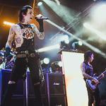 Концерт группы Black Veil Brides в Екатеринбурге, фото 61