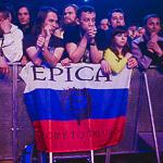 Концерт группы Epica в Екатеринбурге, фото 1