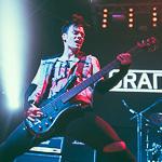 Концерт группы Papa Roach в Екатеринбурге, фото 3