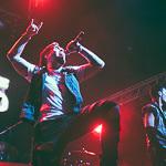 Концерт группы Papa Roach в Екатеринбурге, фото 11
