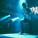 Концерт группы Papa Roach в Екатеринбурге, фото 22