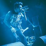 Концерт группы Papa Roach в Екатеринбурге, фото 40
