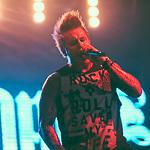 Концерт группы Papa Roach в Екатеринбурге, фото 48