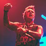 Концерт группы Papa Roach в Екатеринбурге, фото 56
