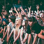 Концерт группы Papa Roach в Екатеринбурге, фото 63
